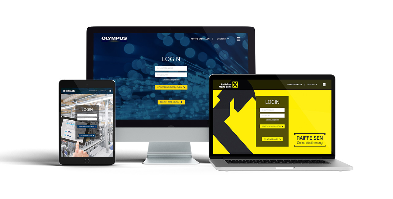 OnlineTED Corporate Design Paket